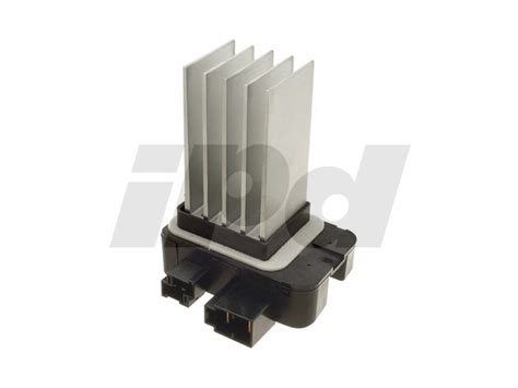 volvo heater fan blower resistor     electronic climate control
