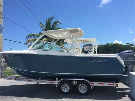 sailfish boats construction sailfish 275 dc boats for sale