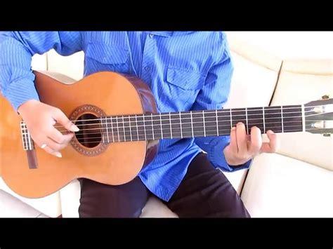 tutorial belajar gitar petikan belajar gitar untuk pemula belajar petikan dasar 5