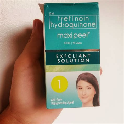 Toner Maxi Peel maxi peel exfoliant review top lifestyle and on makeup skincare fitness finance