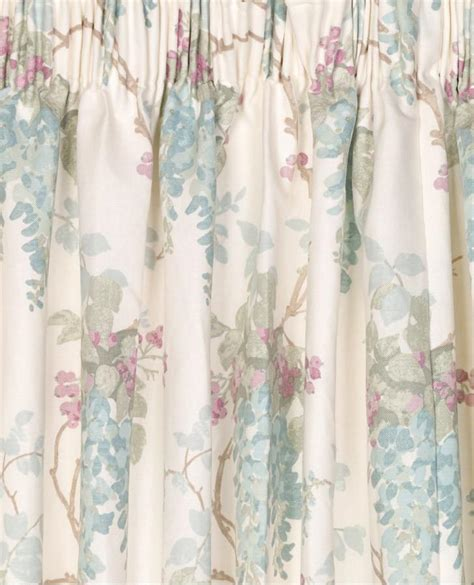 ready made curtains usa wisteria duck egg pencil pleat ready made curtains