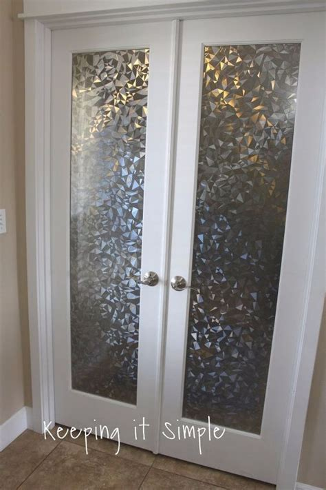frost  window   privacy glass cabinet