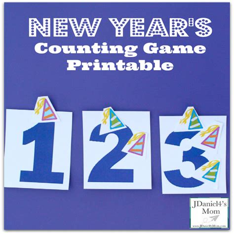 new year counting activities new year s counting printable jdaniel4s