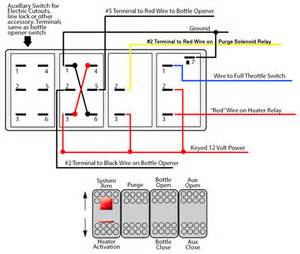 boat toggle switch wiring toggle free printable wiring diagrams