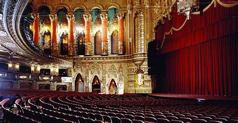 Fox Theatre   Detroit, Michigan