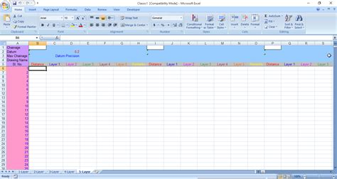 cross sectional data exle statistics cs software help importing cross section data from excel