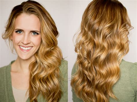 curly hairstyles with straightener hair and make up by steph how to soft flat iron curls