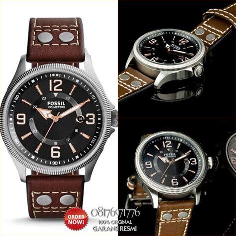 Jam Tangan Fossil Kulit 4523 promo jam tangan pria kulit fossil fs4962 original