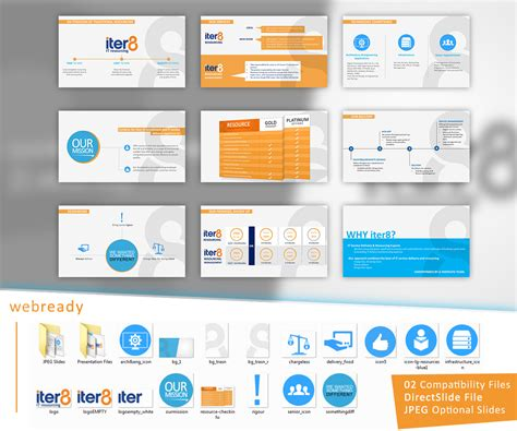 powerpoint design company uk modern professional powerpoint design for iter8 by diego