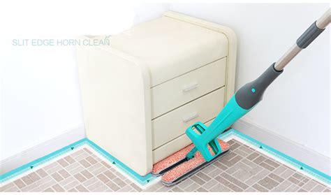 Mop Pel Putar 360 alat pel magic mop flat rotary side khaki jakartanotebook