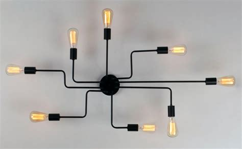 Industrial Style Light Fixtures 30 Industrial Style Lighting Fixtures To Help You Achieve Finesse