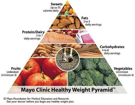 weight management mayo clinic a foundation food plan