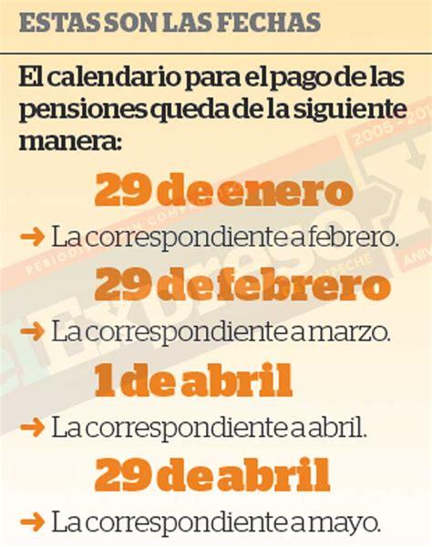 cronograma de pago jubilados enero 2016 cronograma de pago de jubilados mes enero 2016