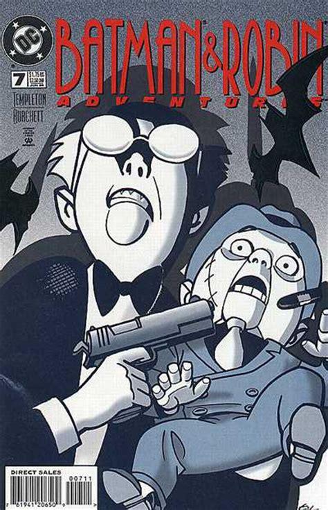 batman robin adventures vol 2 books do you like penguins legends of the 191