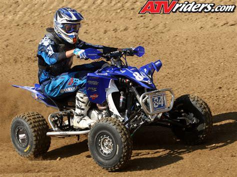 brown motocross thomas brown 2009 ama pro atv motocross rookie yamaha