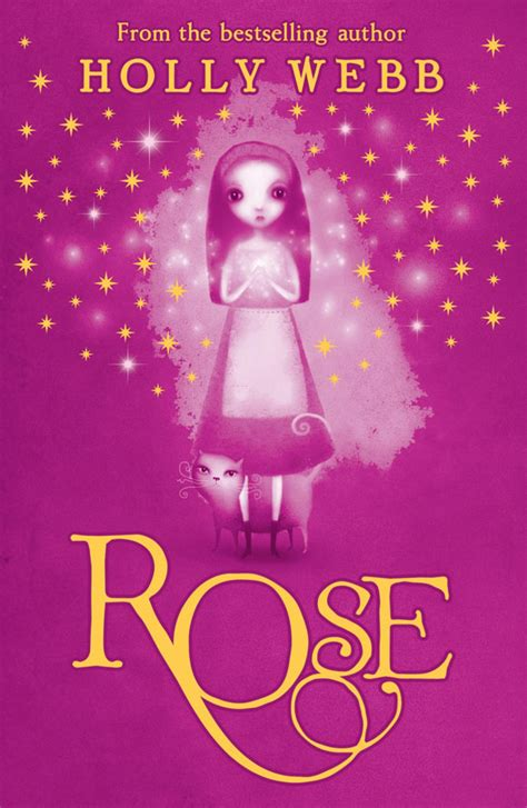 libro the rose rose holly webb