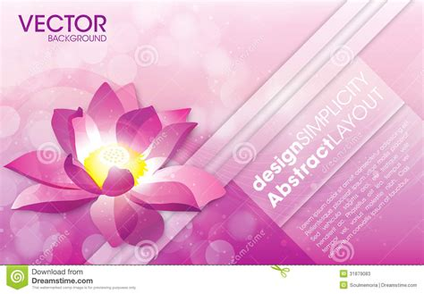 flower vector background template stock photos image