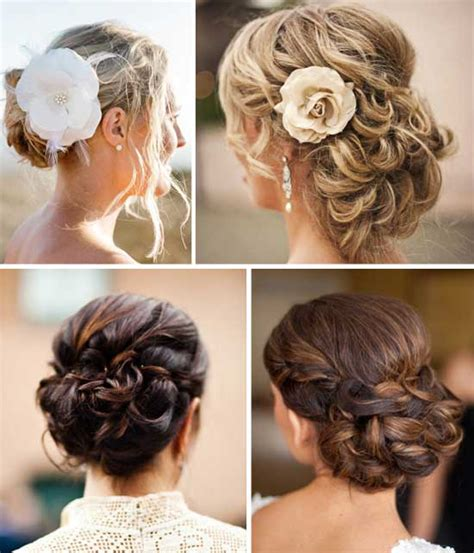 Wedding Hairstyles Low Updo by Wedding Hair Styles Low Up Dos Chic