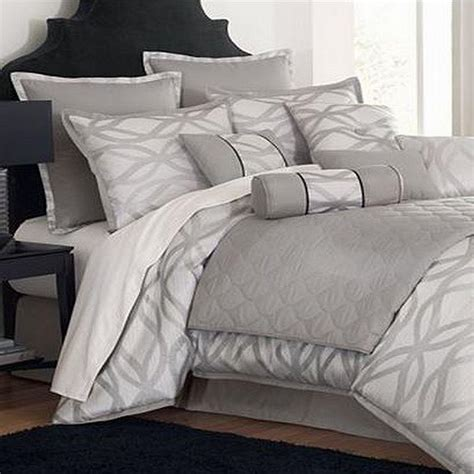 silver comforter queen extreme linens impulse 12 piece queen comforter bed in a