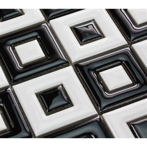 black and white ceramic wall tile backsplash for fabulous black and white porcelain floor tile bathroom grid ceramic