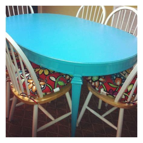 best 25 turquoise kitchen tables ideas on