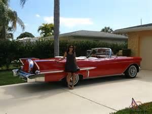 1957 Cadillac Series 62 Convertible For Sale 1957 Cadillac Convertible Series 62