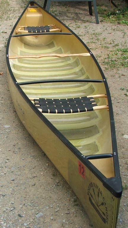 canoes kevlar damaged kevlar canoe souris river dealer