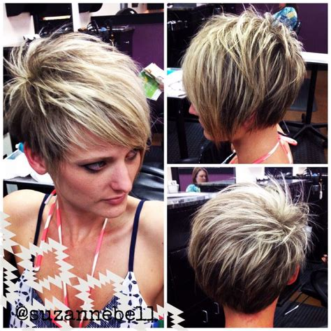 grow out asymmetrical bob 205 best short hairstyles women over 50 images on