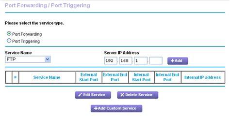 port forwarding how do i set up port forwarding on my nighthawk router