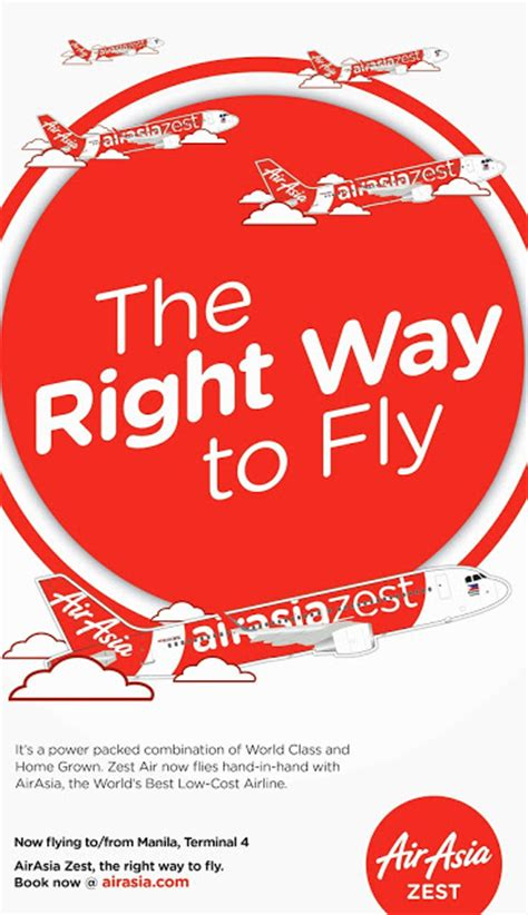 airasia zest online check in win a roundtrip ticket to any local destinations from