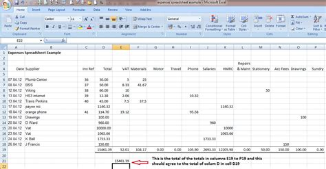 small business accounting spreadsheet exles small