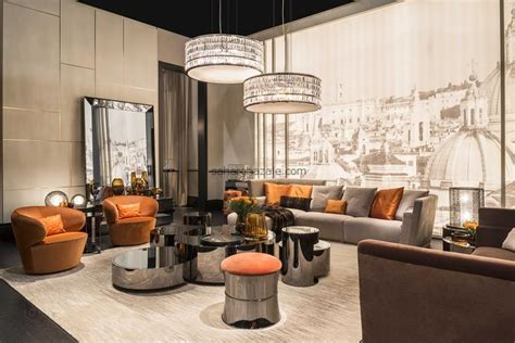 Fendi Living Room Furniture by Fendi Casa 2015 Collection Luxury Furniture Living