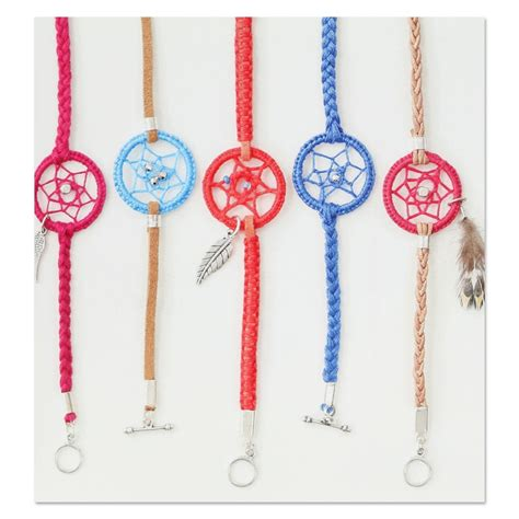 Bracelets Attrape rêves   Techniques et modèles   Perles & Co