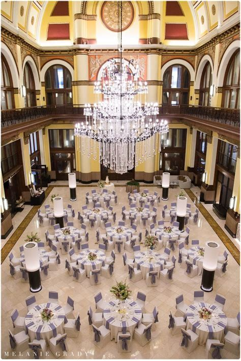 The Union Station Hotel Wedding in Nashville