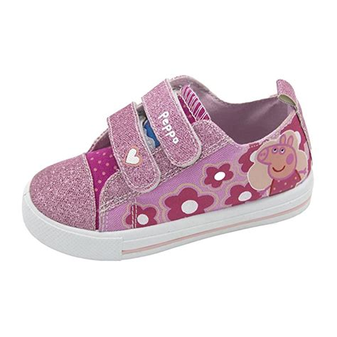 Baby Shoes Sneakers Peppa Pig Import peppa pig toddler casual low top sneakers the piggy store