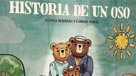 libro historia de un caracol historia de un oso ahora ser 225 un libro ilustrado tele 13
