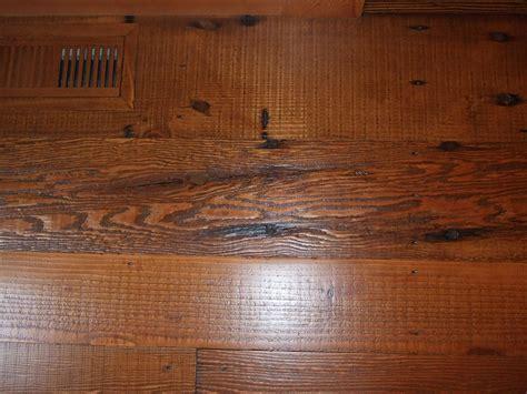 Reclaimed Wood   Douglas Fir Rustic Rough Sawn Flooring