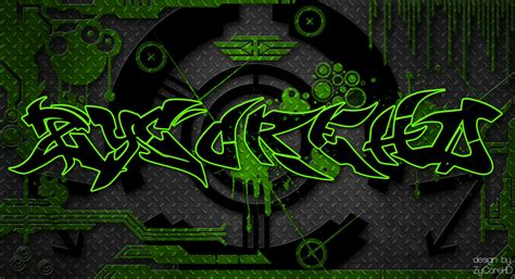 graffiti wallpaper with my name nice graffiti wallpaper with my name green by zycorehd on