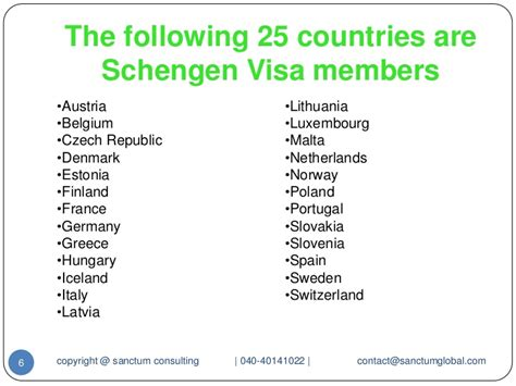 Invitation Letter For Schengen Visa Austria Europe Visit Visa Sanctum Consulting