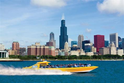 speed boat architecture tour chicago lake michigan chicago architecture speedboat tour