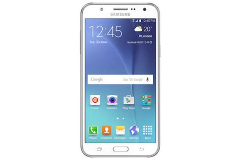 Samsung J7 2016 Second samsung galaxy j7 et a3 2016 android marshmallow arrive