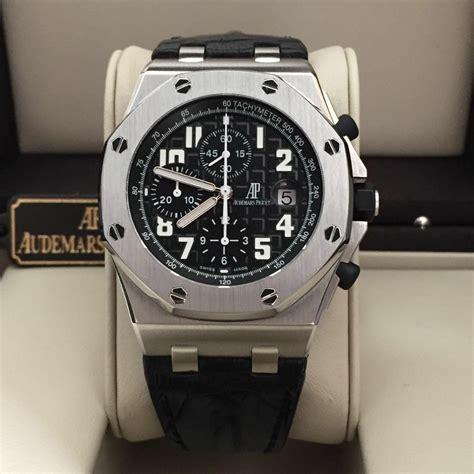 Jam Tangan Audemars Piguet Chronograph Premium 2 jual beli tukar tambah service jam tangan mewah arloji original buy sell trade in service