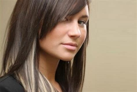 ombre and side swept 7 trendy ombre hairstyles for girls womensok com