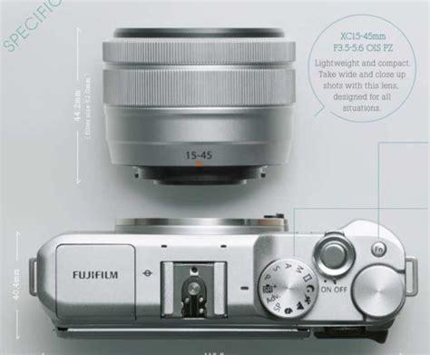 Kamera Fujifilm Warna Coklat fujifilm luncurkan kamera mirrorless terbaru x a5 untuk