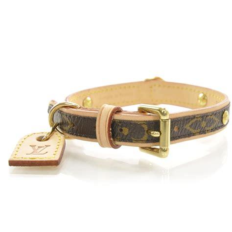 loui vuitton collar louis vuitton monogram baxter collar pm 27382