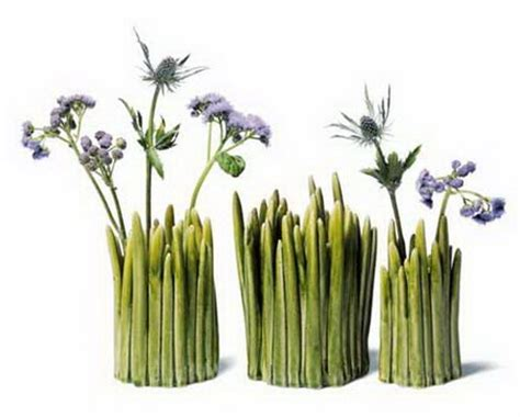 Grass Vase by 11 Innovative Plant Shaped Vase For Plant Design Swan