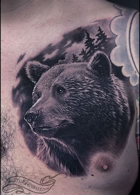 black bear tattoo designs 25 best ideas about black on