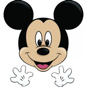 cara de mickey mouse pictures to pin on pinsdaddy
