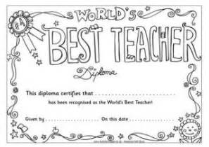 best friend diploma