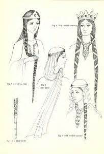 middle ages hairstyles 1000 images about ancient hairstyle on pinterest the